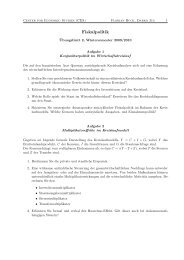 Aufgabenblatt 2