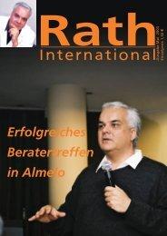 Aktuell - Dr. Rath Gesundheits-Allianz