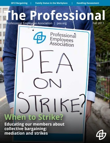 When to Strike? - PEA
