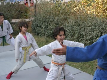 Judo for Peace - Peace and Sport