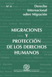 Migraciones y protección de los derechos humanos - Peace Palace ...