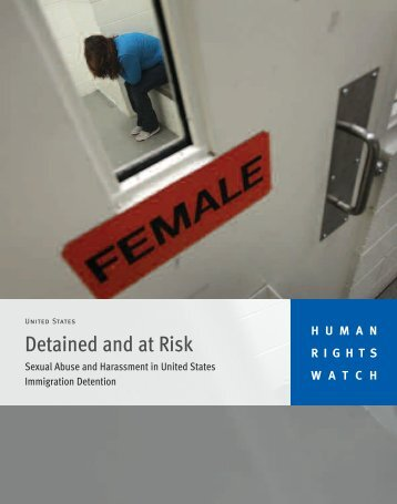 Detained and at Risk - Human Rights Watch