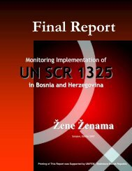 Final Report - PeaceWomen