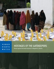 Hostages of the Gatekeepers March 2013 - Peace Women