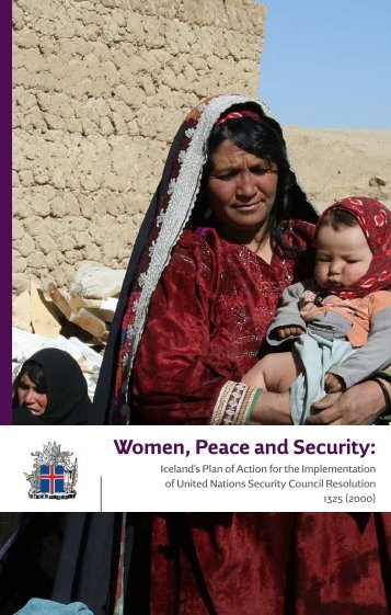 Women, Peace and Security: - Ministry for Foreign Affairs