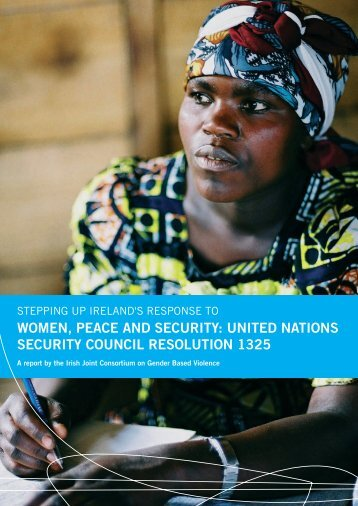 united nations security council resolution 1325 - Resdal