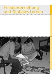 Friedenserziehung und Globales Lernen - peaceXchange