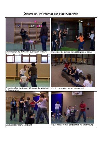 Bilder von den Workshops - peaceXchange