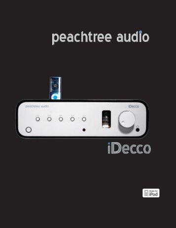 iDecco - Peachtree Audio