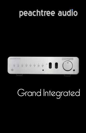 Grand Integrated - Peachtree Audio