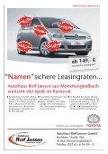 Neuwerker Narren Nachrichten 2009 - festheft.de - Page 2