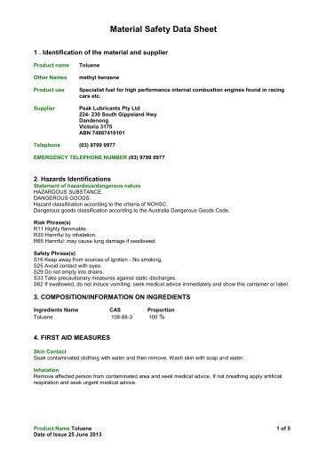 110802 11en018 msds 30w engine oil for Msds motor oil all grades