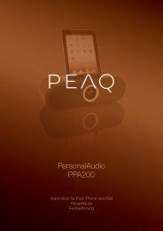PersonalAudio PPA200