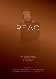 PersonalAudio PPA250