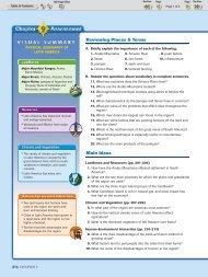 Chp. 9 Assessment