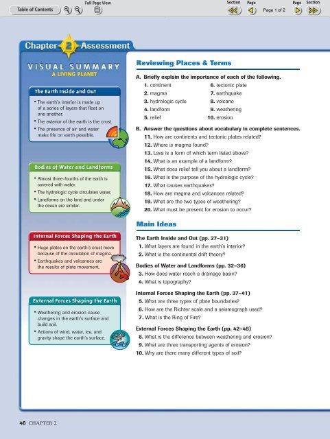 Chp. 2 Assessment