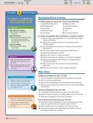 Chp. 5 Assessment