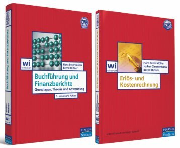 Valuepack: Buchführung und Kostenrechnung ... - Pearson Studium