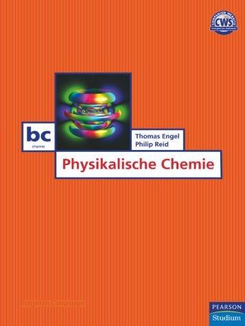 Physikalische Chemie  - *ISBN 978 ... - Pearson Studium