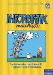 Informatik macchiato  - *ISBN 978-3 ... - Pearson Studium