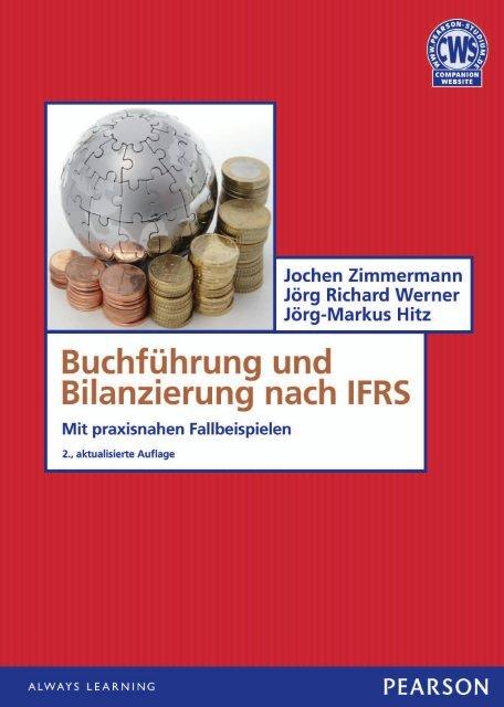 Buchführung und Bilanzierung nach IFRS ... - Pearson Studium