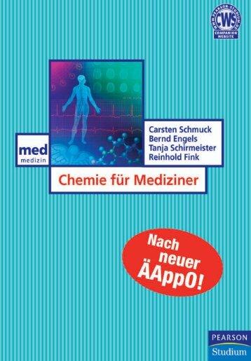 Chemie für Mediziner  - *ISBN 978 ... - Pearson Studium