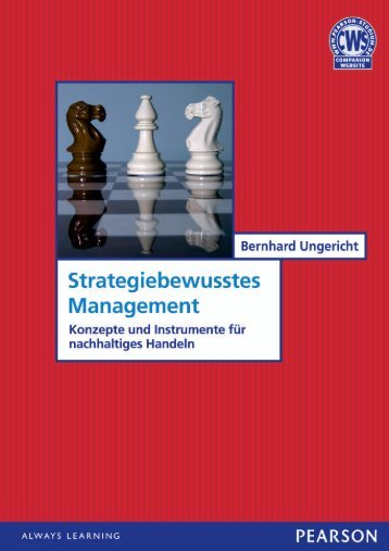 Strategiebewusstes Management - Pearson Studium