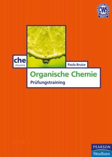 Organische Chemie - * ISBN 978-3-86894-071-8 ... - Pearson Studium