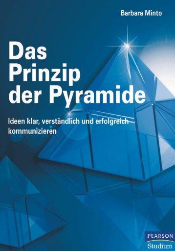 Das Prinzip der Pyramide  - *ISBN ... - Pearson Studium