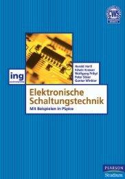 Elektronische Schaltungstechnik ... - Pearson Studium