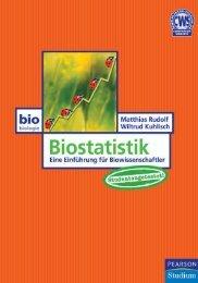 Biostatistik - Eine Einführung für ... - Pearson Studium