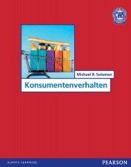 Konsumentenverhalten *978-3-8689-4092-3 ... - Pearson Studium