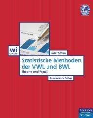 Statistische Methoden der VWL und BWL + ... - Pearson Studium