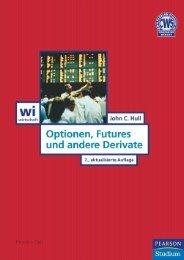 Optionen, Futuresund andere Derivate - 7 ... - Pearson Studium