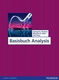 Basisbuch Analysis *978-3-8689-4174-6 ... - Pearson Studium