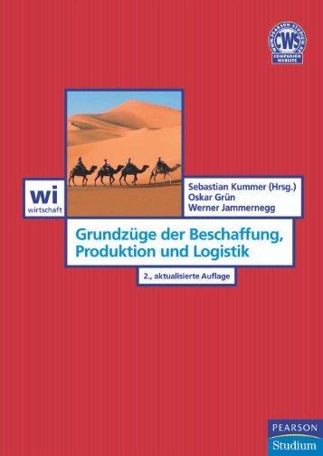 Grundzüge der Beschaffung, Produktion und ... - Pearson Studium