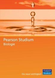 Biotechnologie - Pearson Studium