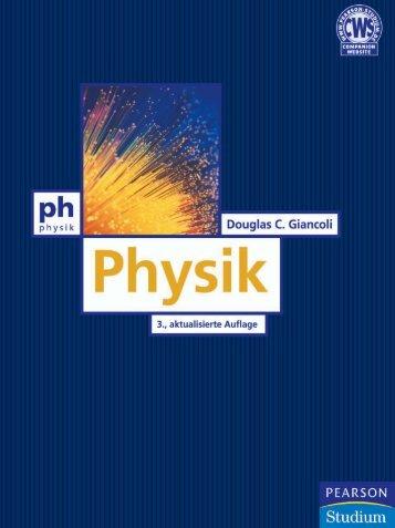 Physik  - Pearson Studium