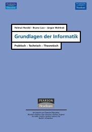 Grundlagen der Informatik  - *ISBN ... - Pearson Studium