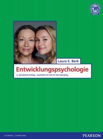 Entwicklungspsychologie - *ISBN 978-3-8689 ... - Pearson Studium