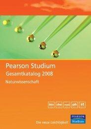 bio - Pearson Studium
