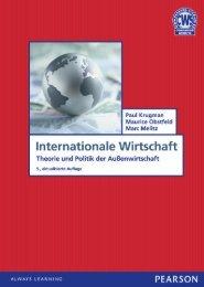 Internationale Wirtschaft - 9., aktualisierte ... - Pearson Studium