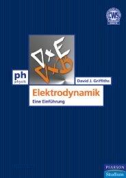 Elektrodynamik -* ISBN 978-3-86894-057-2 ... - Pearson Studium