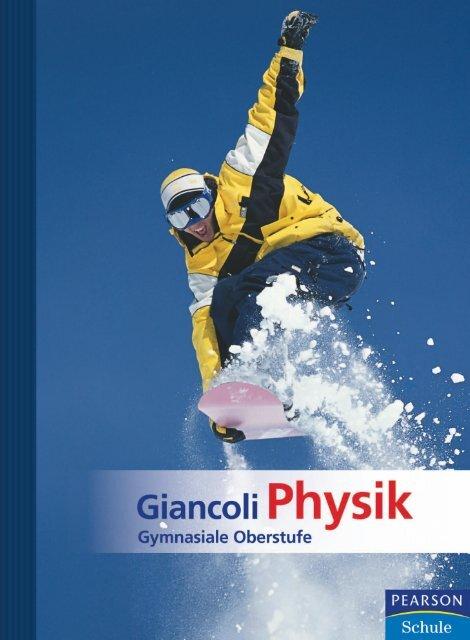 Giancoli Physik - Gymnasiale Oberstufe - 3. Auflage