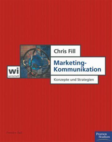 Marketing-Kommunikation  - *ISBN ... - Pearson Studium