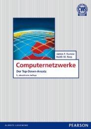 Computernetzwerke 5.Auflage *978-3-8689 ... - Pearson Studium
