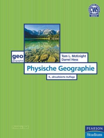 Physische Geographie - Pearson Schweiz AG