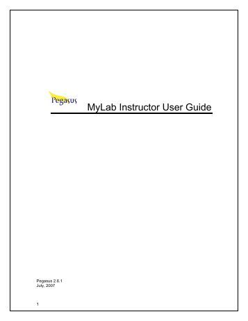 MPDS (Karcher)Instructor Guide