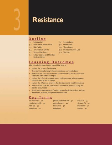 Chapter 3: Resistance - Pearson Canada