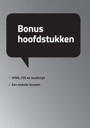 HTML, CSS en JavaScript - Pearson Education